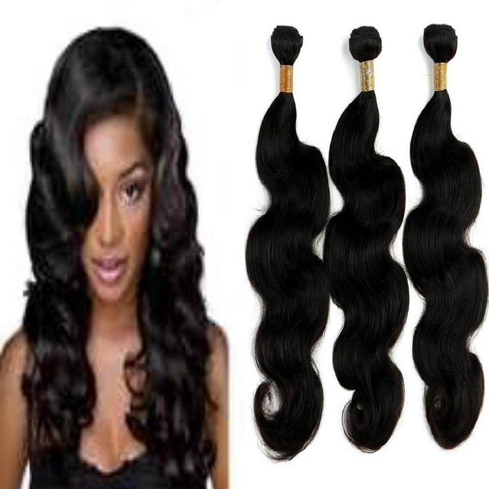 Indian Body Wave Remy Hair Extensions 100 Human Hair Weave 3