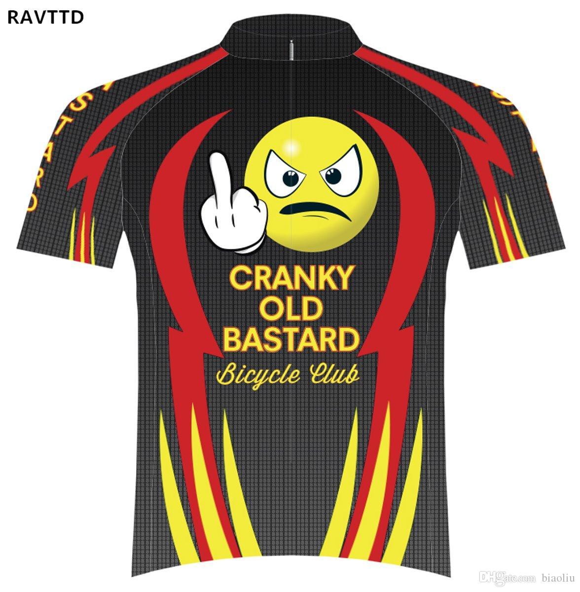 Cranky Old Bastard 2018 Cycling Jersey Tops Summer Racing Cycling Clothing  Ropa Ciclismo Short Sleeve Mtb Bike Jersey Shirt Maillot Ciclismo Cycling  Jackets ... 9f96b3054