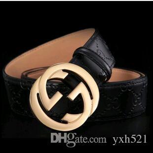 nouveau style 37c39 9325a Nouvelle marque ceintures pour homme femme marque bron zed boucle ceinture  mode casual haute qualité en cuir véritable ceintures en gros