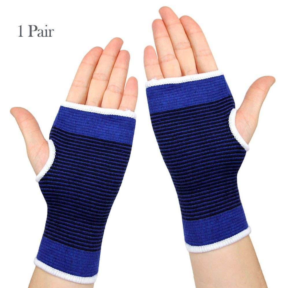 8e0b37e544 2019 Wrist Support Medium Compression Sleeve With Thumb Palm Carpal Tunnel  Brace Splints For Relieved Tendonitis Arthritis Pain From Qingfengxu, ...