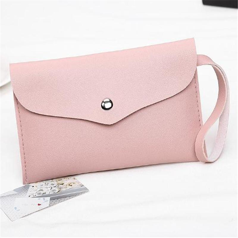 2018 New Fashion Clutch bag Envelope Ladies' Handbags Personalized Coin Purse Mobile Phone bag