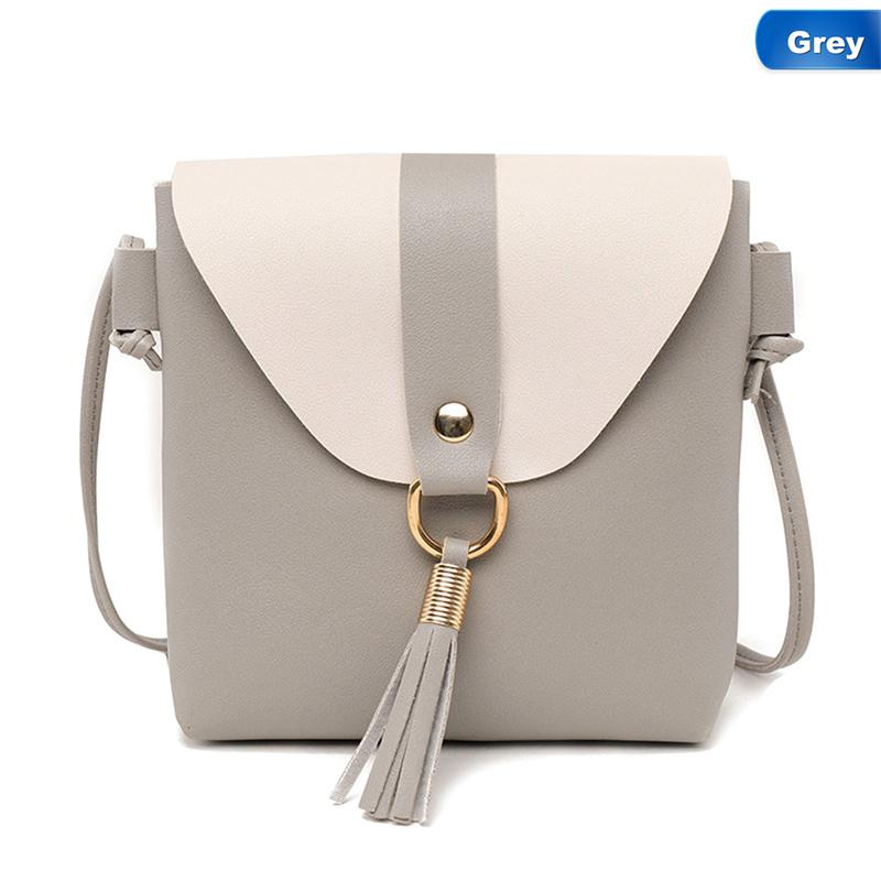 0068a66fb4f8 Hot Sale Tassel Ring Messenger Bags Cute Candy Color Crossbody Bags For  Women Fashion Mini Phone Bolsa Feminina Leather Purse Womens Purses From  Tasehook