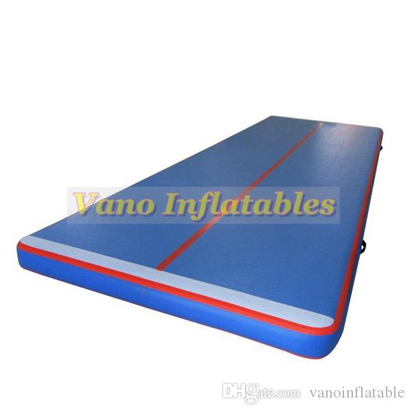 2019 Tumble Air Track Inflatable Gymnastics Mats Factory Prices For