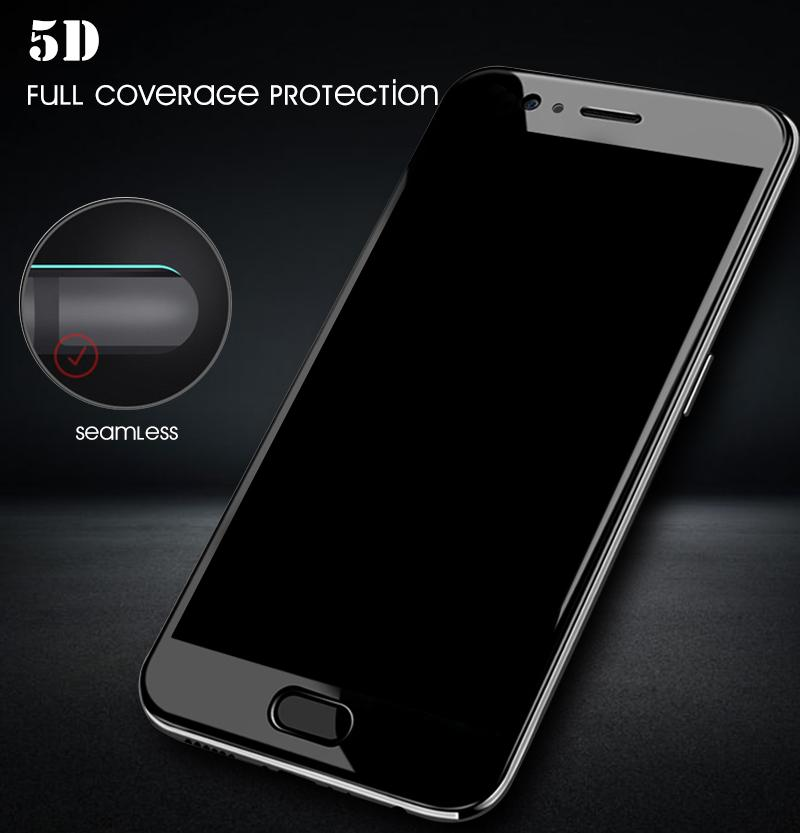 5D Full Cover Tempered Glass For Huawei Nova 3e 2i 2s Tempered Glass For  Huawei Nova 2i 2 Lite Screen Protector Film
