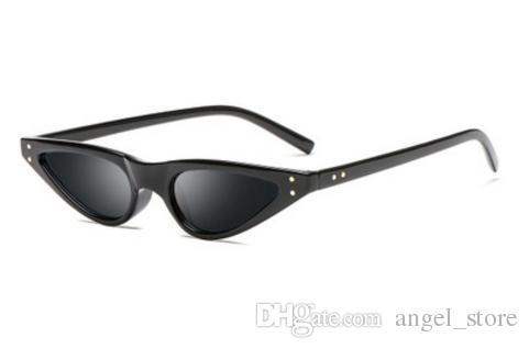 b0c7996f62 Fashion Cat Eye Sunglasses Women Luxury 2018 Retro Vintage Sun ...