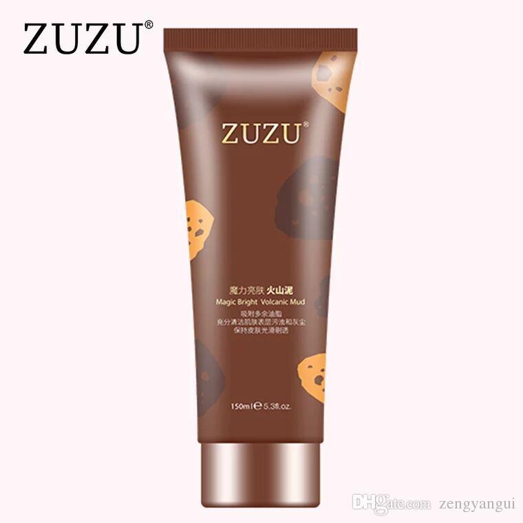 Zuzu Volcano Mud Facial Cleanser Full Body Moisturizing And
