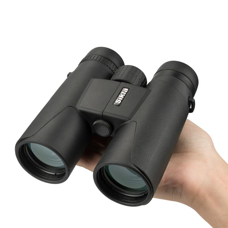 Sikla Military HD 10x42 Binoculars Professional Hunting Telescope Zoom High Quality Vision No Infrared Eyepiece high-powered