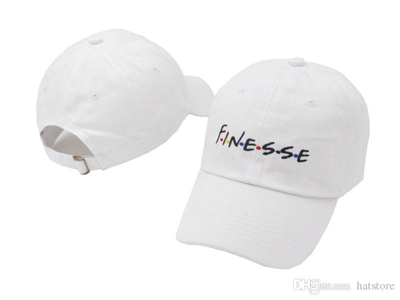 0ff4f29725f FINESSE Baseball Cap White Snapback Caps Snapbacks Exclusive Customized  Design Brands Men Women Adjustable Golf Baseball Hat Casquette Hats Flat  Bill Hats ...