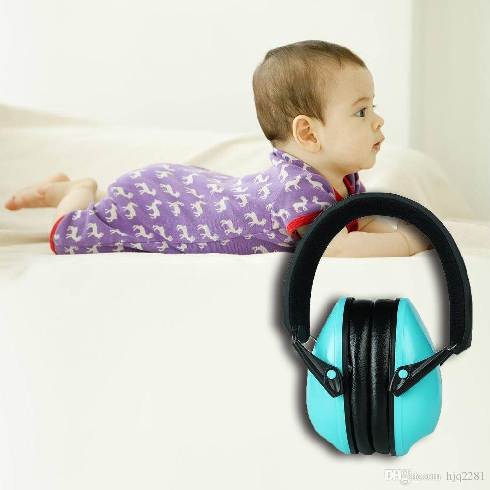 Kids Earmuffs Hearing Protection Ear Defenders For Children Baby Infants  Ear Protection Adjustable Protector Noise Reduction Party Gift Cheap  Wedding Favor ... 58a3156d3798