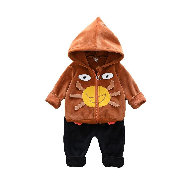 22d70666a 2018 Children Tracksuit Christmas Outfits Kids Winter Clothes Sports ...