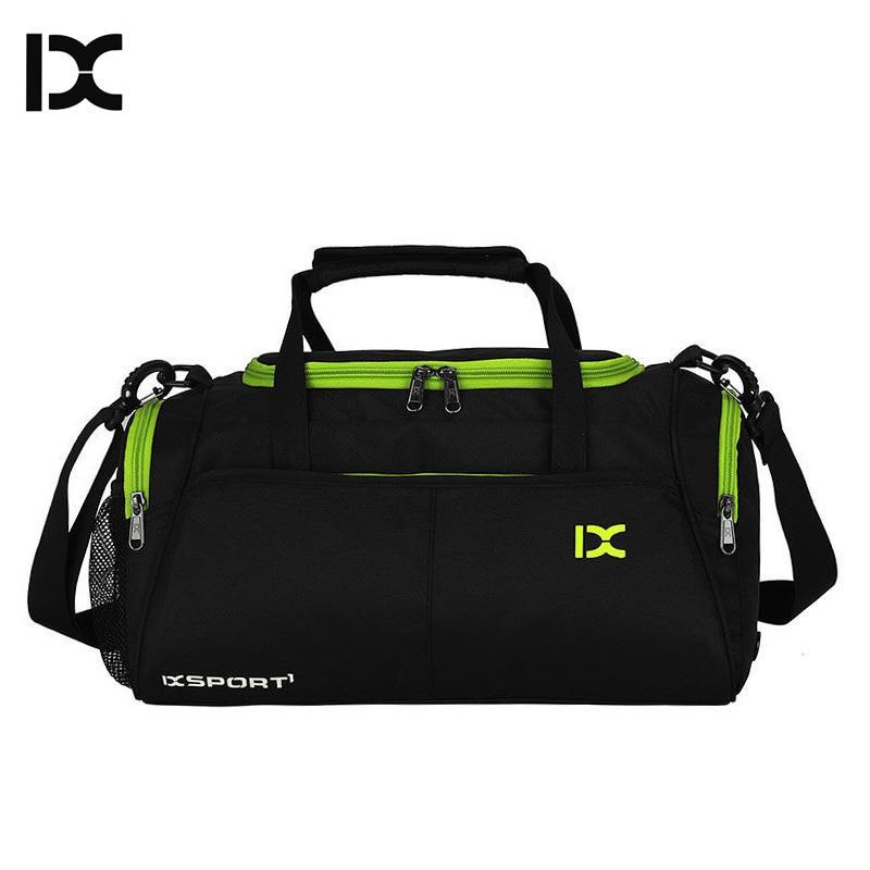 7b466ff40634 2019 Training Gym Bags Fitness Travel Outdoor Sports Bag Handbags Shoulder  Dry Wet Shoes For Women Men Sac De Sport Duffel XA77WA From Pothos