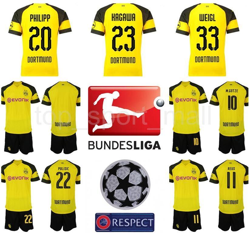 Terza Maglia Borussia Dortmund Shinji Kagawa