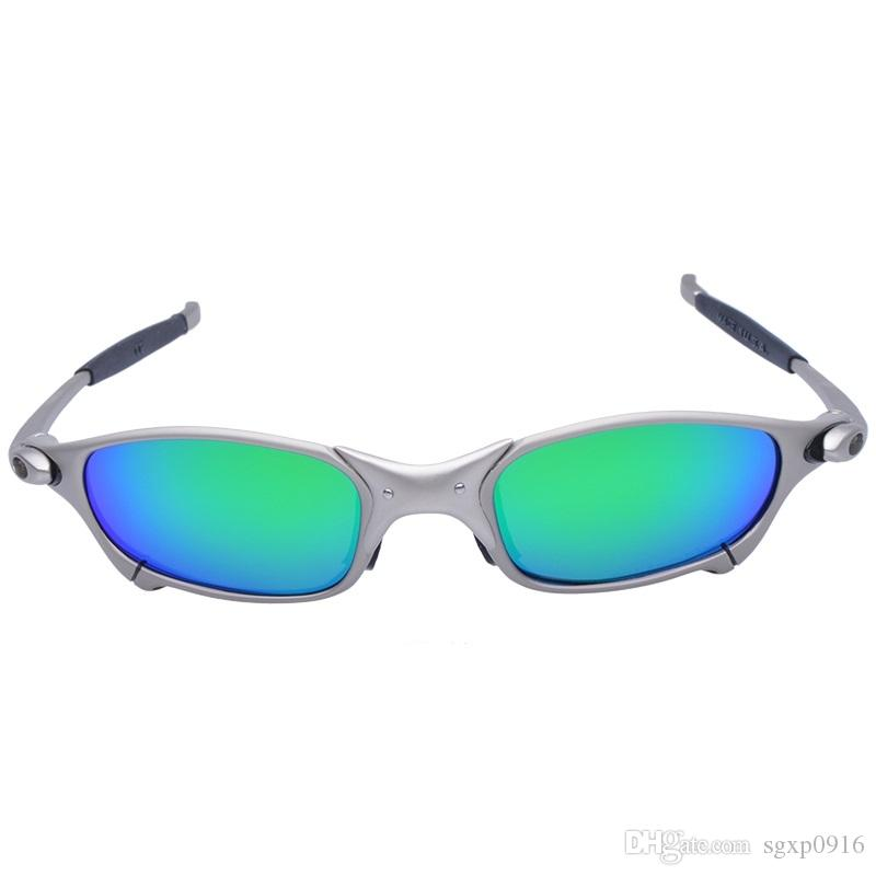 45639019bfdc MTB Outdoor Sport Alloy Frame Polarized Cycling Glasses UV400 Riding ...
