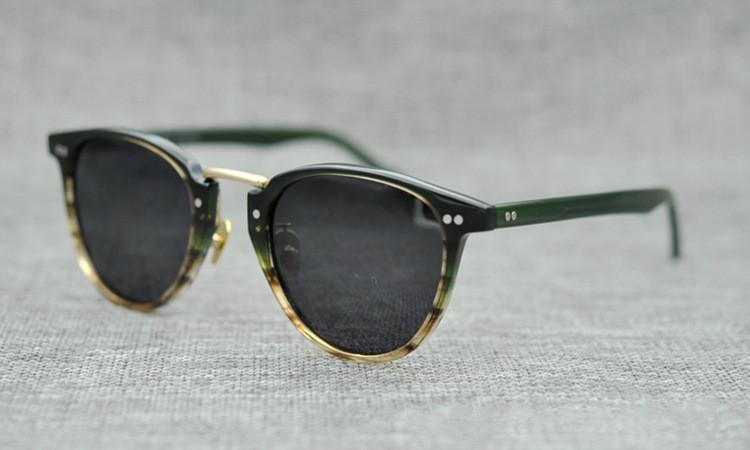 9da44bab0fc Classical Oliver Peoples VINTANGE YELLOWS PLUS KURT Polarized ...