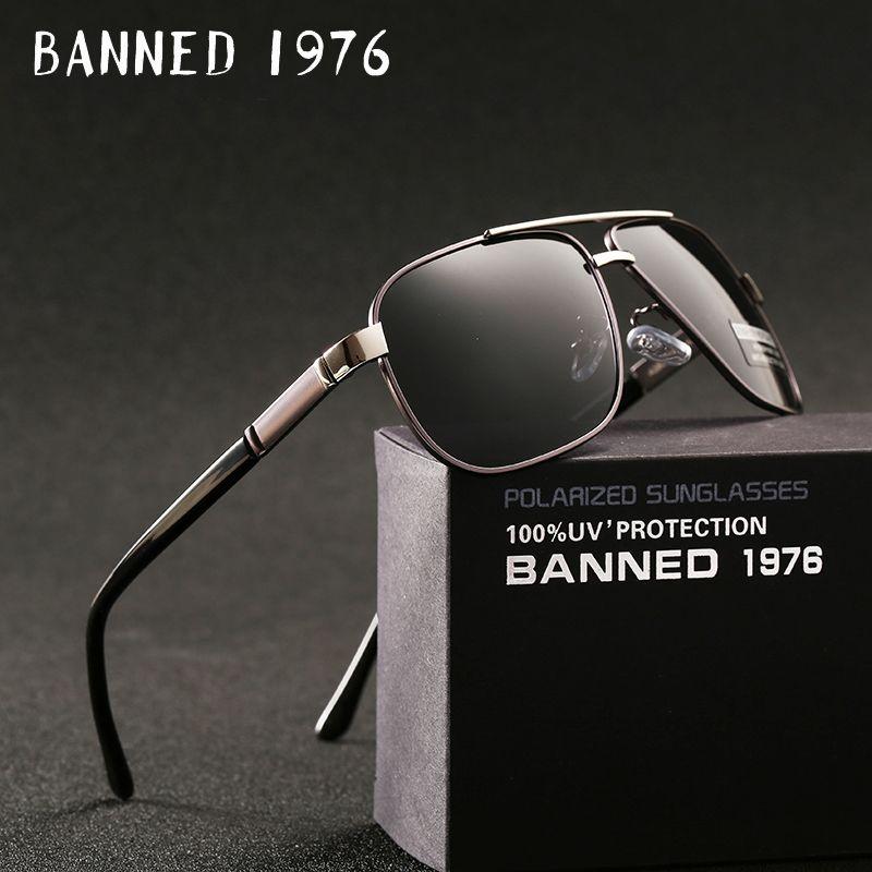 284a2d9310a 2018 New Men s Aluminum Polarized Mens Sunglasses Mirror Sun Glasses Square  Goggle Eyewear Accessories For Men Female Gafas Men Sunglasses Mirror  Sunglasses ...