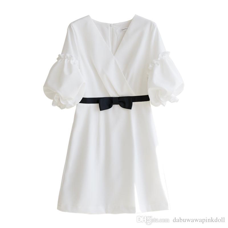 ef2705e52aaa Cheap Plus Size Long Sleeve Batwing Dress Best Long Black Korean Dress Coat