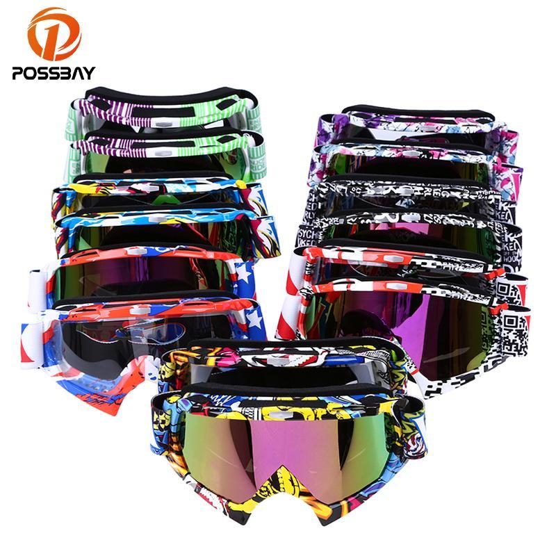4d75d8efae7 Oculos Motocross Goggles Ski Snow Skate Glasses Helmet MX Mask Eyewears Sun  Glasses Collapsible For Motorcycle Dirt Bike ATV MX Prescription Glasses For  ...