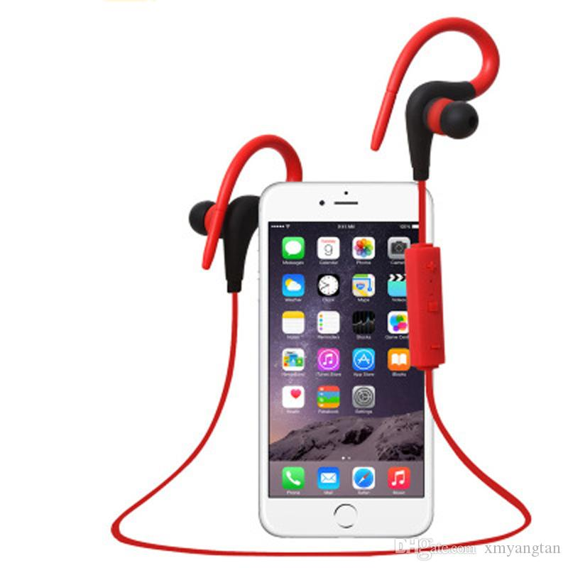 New Electronics Stereo Wireless Bluetooth Headset 4.1, Fashion Sport Stereo Earphone Headphone for Phone Best Christmas Gifts