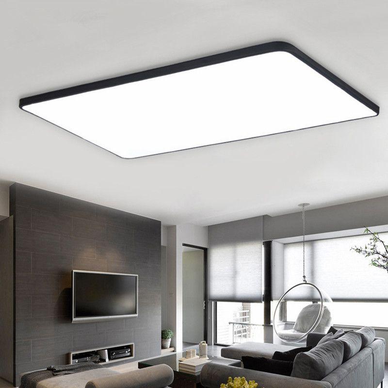 Jess moderne led deckenleuchten für wohnzimmer schlafzimmer küche luminaria  led ultradünne halle luminaria led deckenleuchte