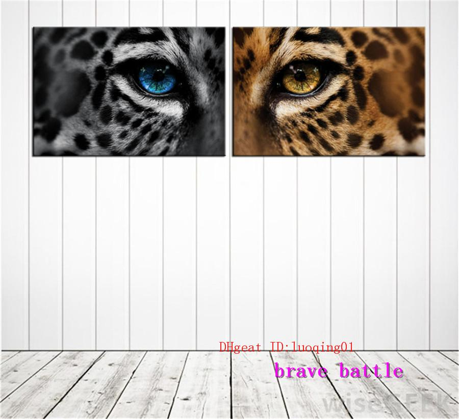 Snow Leopard Canvas Pieces Home Decor Hd Printed Modern Art