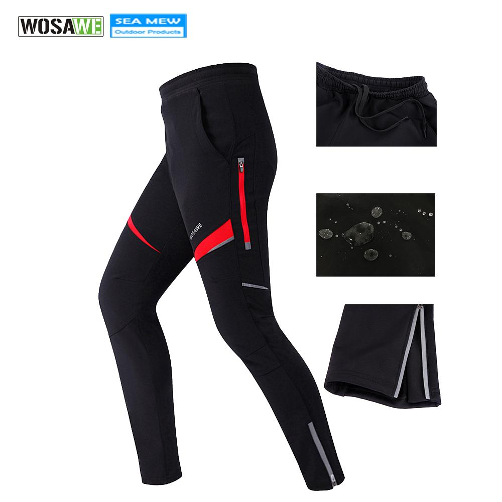 d923dd614aa 2019 WOSAWE Gym Breathable Running Pants Elastic Waistband Training Pants  Fitness Workout Jogging Quick Dry Climbing Sport Trousers From Lookest