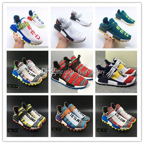edaf9cd2f89f13 With Box New NERD Homecoming Afro Hu Solar Pack NMD Human Race Men ...