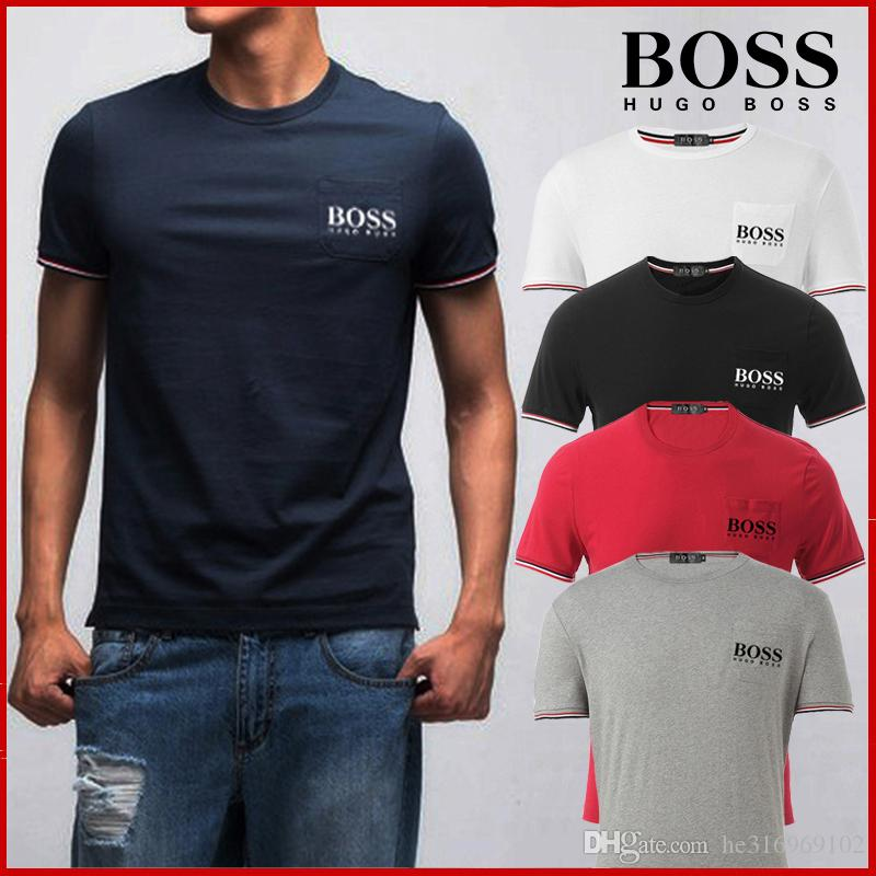 ec3302c26a1 2018 New Men T-shirt Short Sleeve Fashion Casual 100% Cotton Snake ...