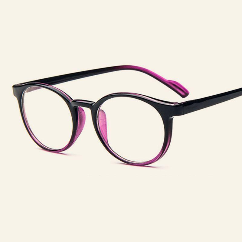2019 2018 Fashion Men And Women Tide Round Frame Retro Glasses Small Fresh  Art Flat Glasses Frame Leisure Students Frame. From Tiebanshao 0c4147f3cb9