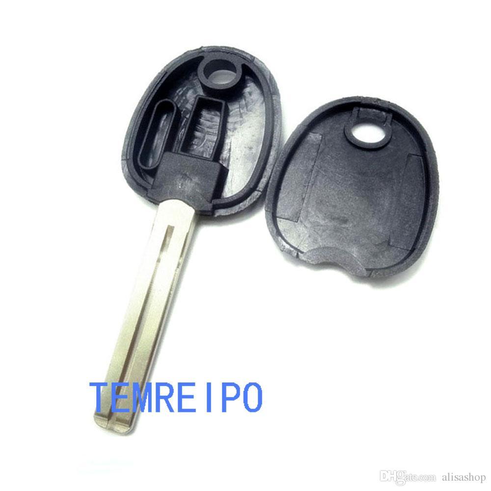 Transponder Chip Blank Key Case Shell für Hyundai Zündschlossrohling Tibby Blade