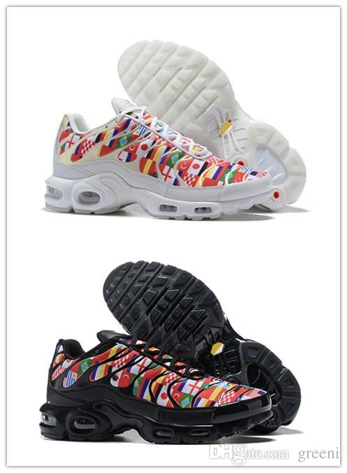9eac2e3b77b 2019 International Flag NIC QS 95 Men Athletic Sports Shoes Women Designer  Shoes World Cup Limited Plus Tn 95S Sneakers AO5117 100 With Box From  Greeni