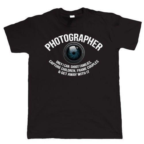 b0497832 Photographer, Mens Funny Photography T Shirt Camera Gift Dad Fathers  Birthday Tee T Good T Shirt Design From Lijian046, $12.08| DHgate.Com