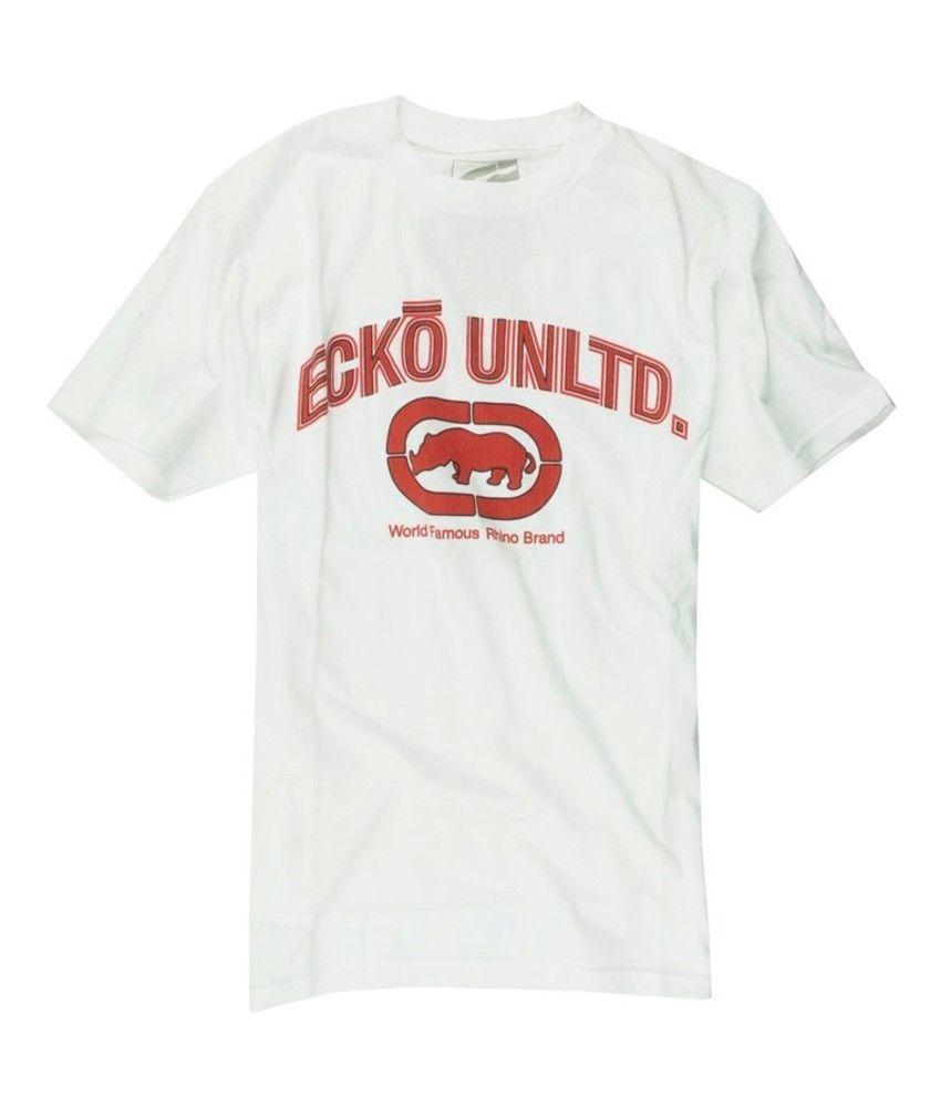 3faf5e83107 Compre Ecko Unltd. T Shirt Gráfico Dos Homens Micro De Biyue5 ...