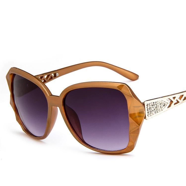 6a6b0b56da 2018 New Fashion Semi Rimless Polarized Sunglasses Men Women Brand Designer  Half Frame Sun Glasses Classic Oculos De Sol UV400 Sunglasses Hut Reading  ...