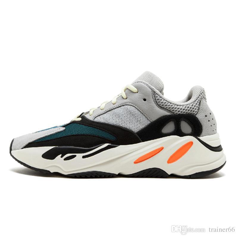 Scarpe Di Ginnastica Adidas Yeezy Wave Runner 700 Boost 3m Materiale Og B75571 Uomo Donna Kanye West Scarpe Da Corsa Moda Uomo Sneakers Da Ginnastica Di ...