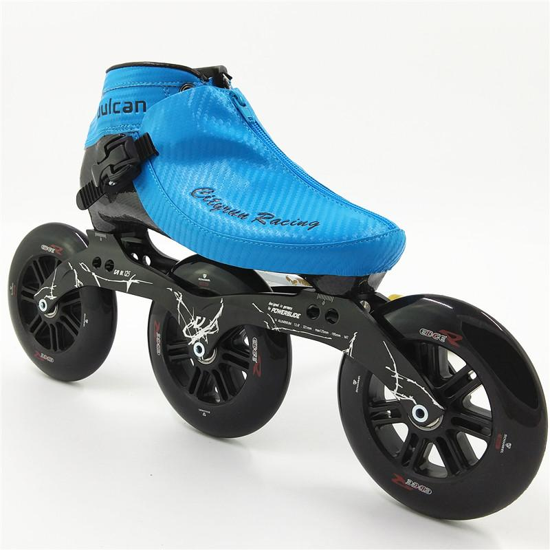 2019 Professional Speed Skate Shoes Racing Skating NEW Arrival Men Women  Inline Skates 3 125mm Wheels Adults Kids Boot Soy Luna From Newhappyness f591fe52d