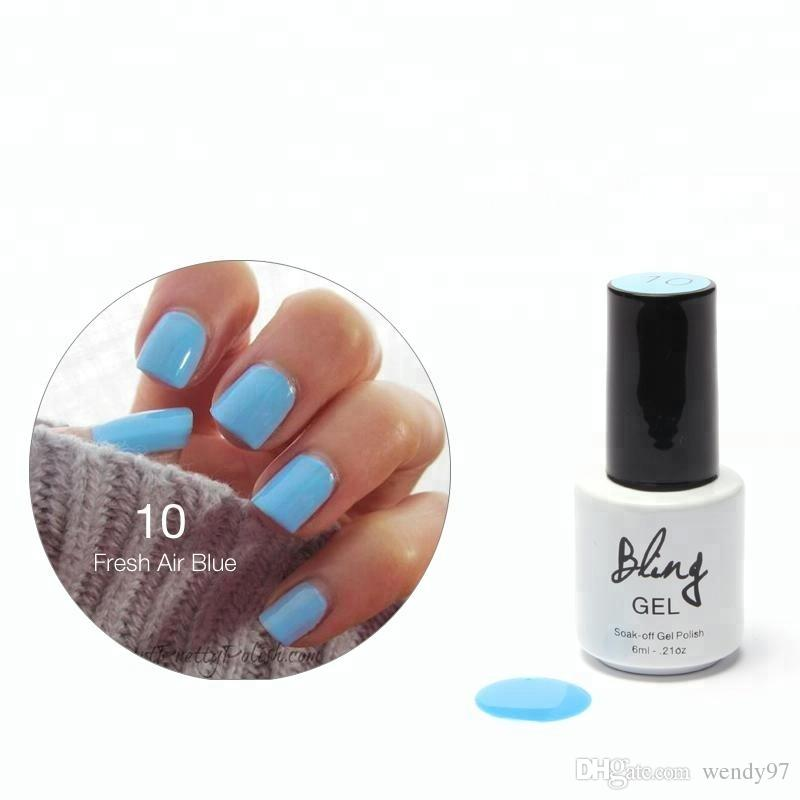 High Quality Private Label No Smell Full Spray Nail Polish Color ...