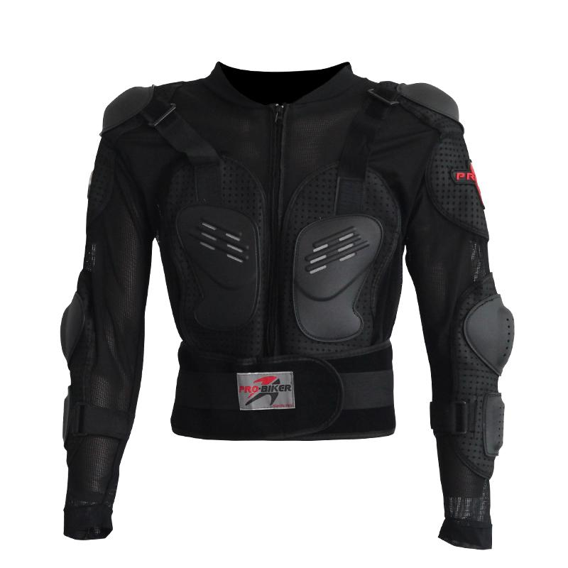 02991230 Pro-biker Motorcycle Full body Armor Protective Racing Jackets Motocross  Racing Riding Protection for Child Woman's Rider 5 Size