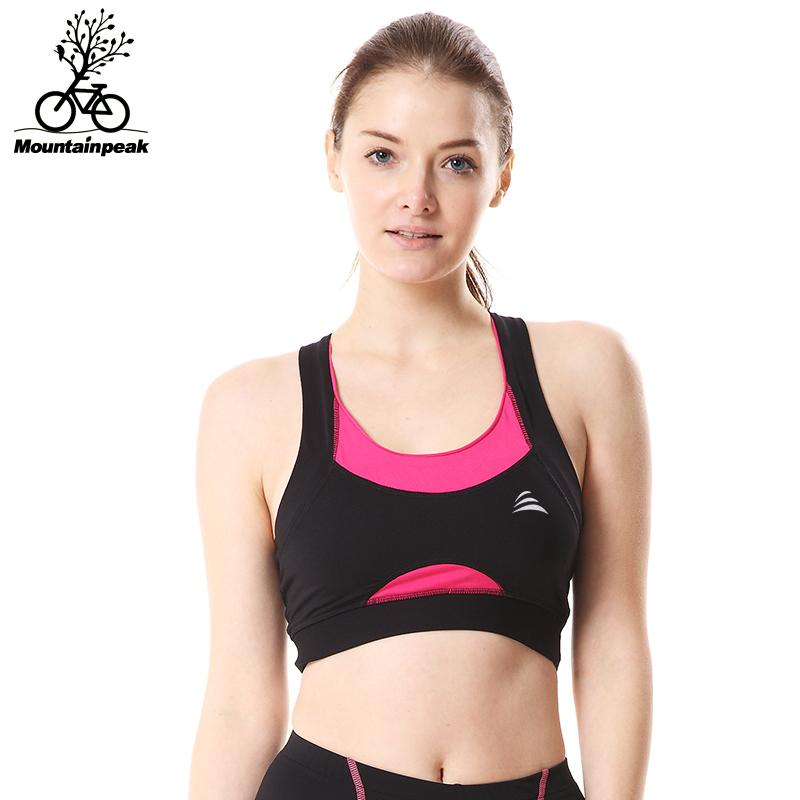 0815318462 2019 2018 New Women Sports Bra Padded Wireless Tank Top 5 Colours Female  Fitness Bra Breathable Yoga Back Cross Straps Size XS XL From Ahaheng