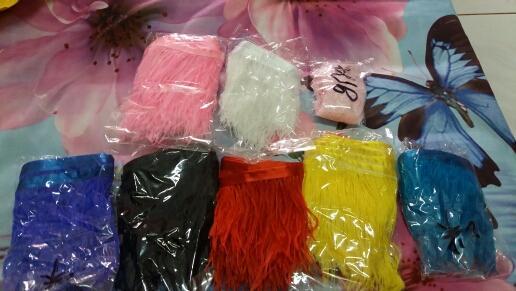 Cintura di stoffa di piume di struzzo, 1 metri cintura di stoffa di piume lunghe, piuma larghezza 9-11cm decorazione della festa piume