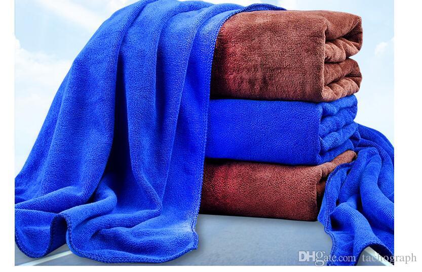 Автомойка полотенце 160 * 60 большого размер автомобиль полотенце ультра-тонкое полотенце волокна автомобиля оптового водопоглощение инструмент профессиональной уборка