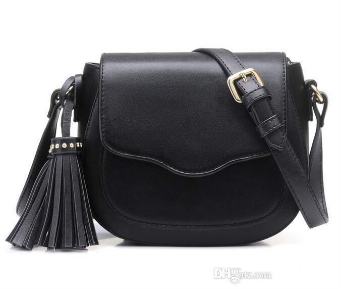 b2bc43bfc8 Brand Designer-Hot Fashion Tassel Shoulder Bag Cosmetic Bag New ...