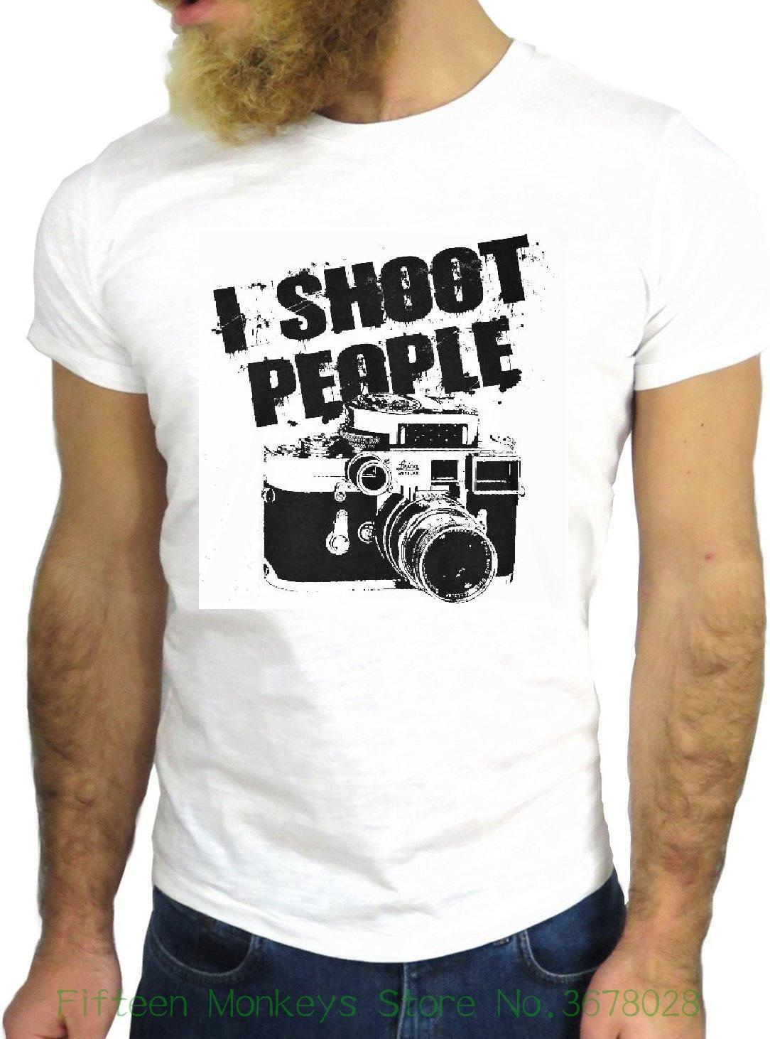 100 cotton geek family top tee t shirt jode z2320 i shoot people cool nice fotographer andy cool ny usa ggg24 cool shirt design tshirts printed from