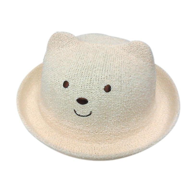 23139210276f9 Compre Sombrero Del Bebé Del Verano Moda Niños Cap Para Bebés