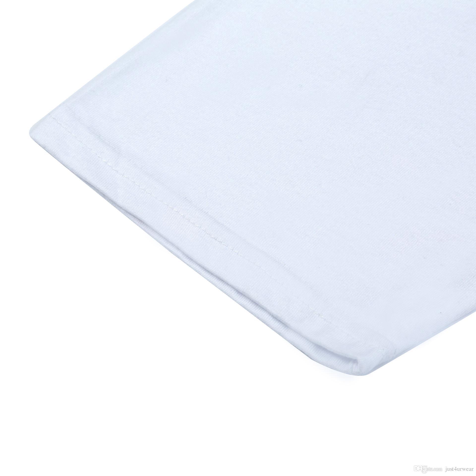 Street Long Tshirt Men Summer Clothing Classical Zippers Up Black White Tees Black White Tops