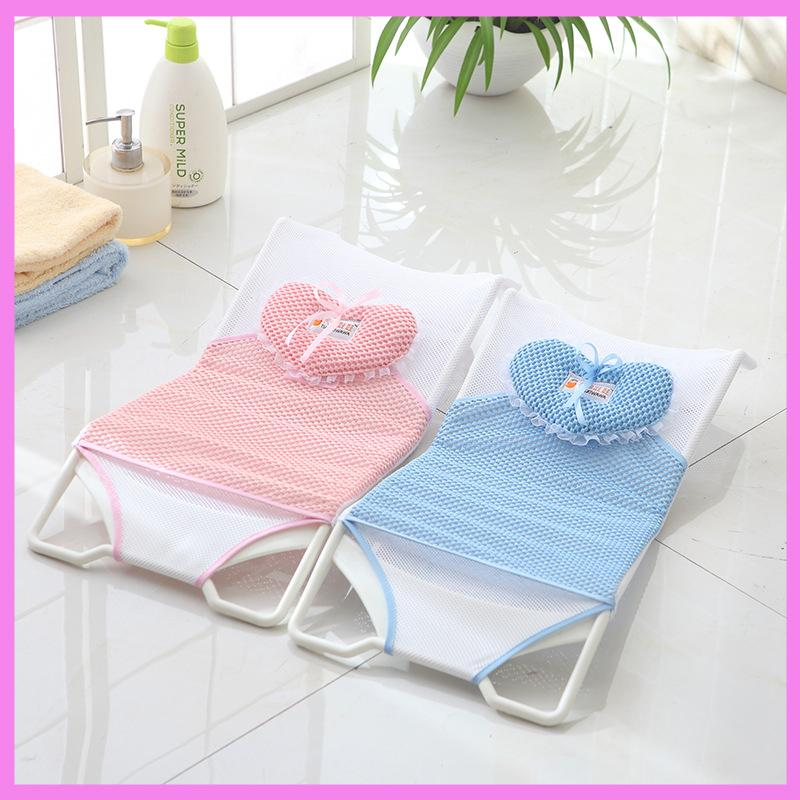 2018 Wholesale Baby Bath Tub Support Rings Net Seat Shower Bathing ...