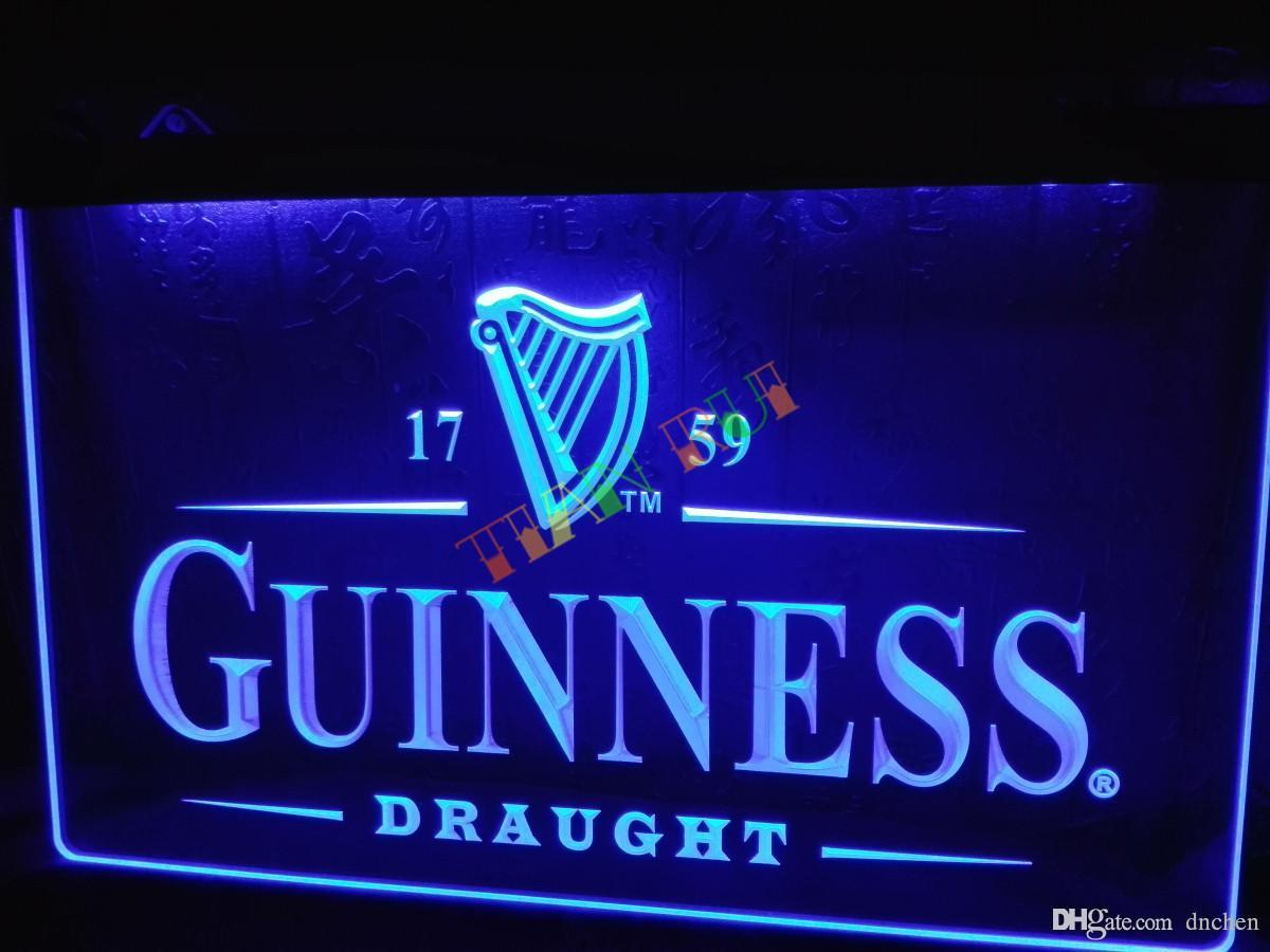 Le002 b guinness vintage logos beer bar neon light sign home decor le002 b guinness vintage logos beer bar neon light sign home decor shop crafts led sign bar signs open signs open signs acrylic neon light sign led sign aloadofball Choice Image