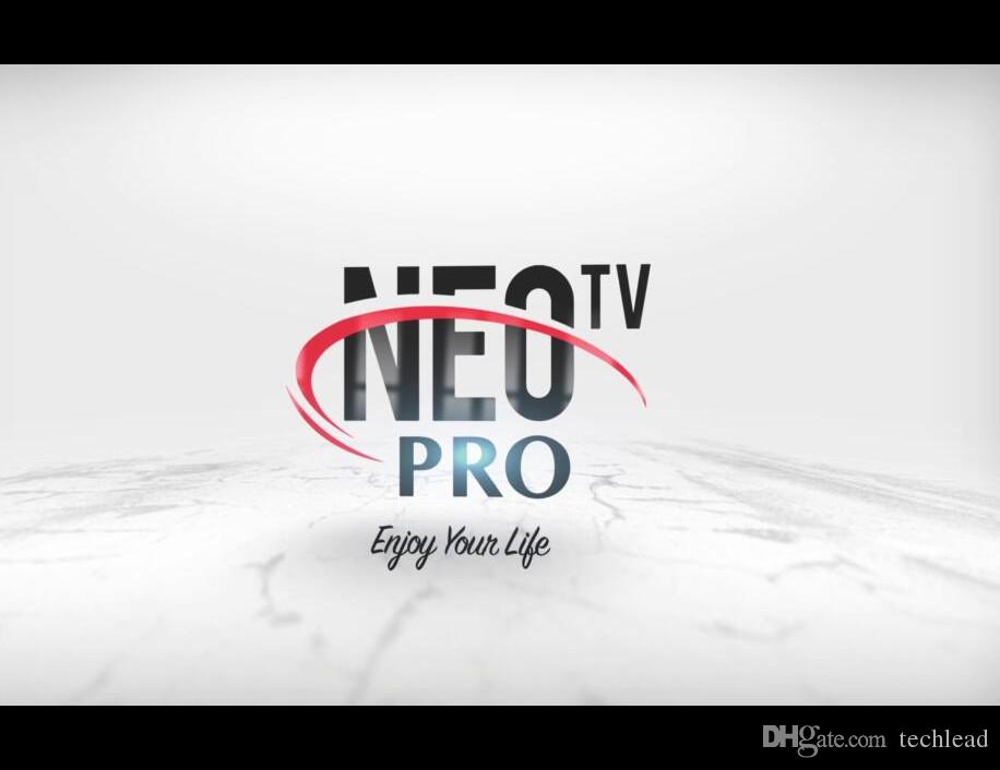 1 Year NEOTV French Channels Subscription Arabic Sports African European IPTV Package m3u NEO TV 1800+ Channel VOD Movies