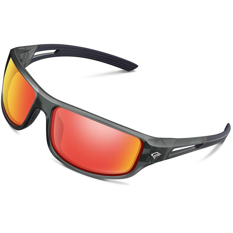 00b4ed3230d9 Polarized Outdoor Sports Sunglasses Men Women Cycling Running ...