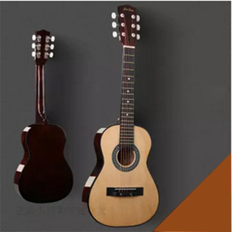 30 34 36 Inch Novice Guitar Beginner Folk Guitar Six Chord
