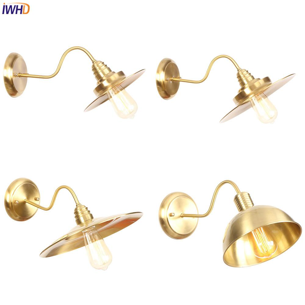 Lights & Lighting Wandlamp Retro Vintage Wall Lamp Lights For Home Lighting Loft Industrial Wall Sconce Led Appliqued Murale Long Arm Wall Light Easy To Repair